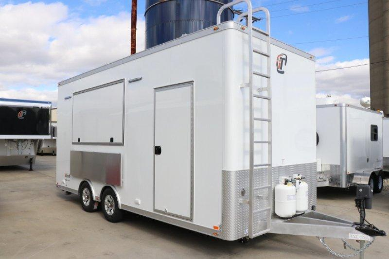 2019 inTech Trailers 20 Intech Custom Vending / Concession Trailer