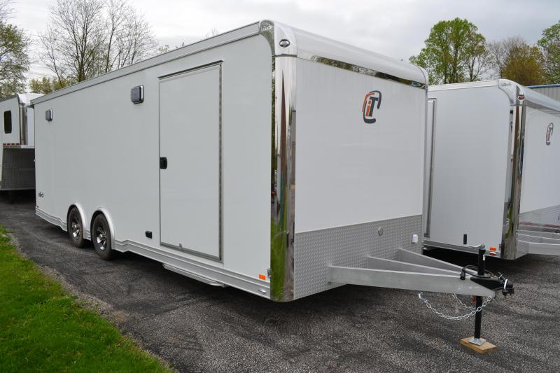 2020 inTech Trailers 24' w/ Icon Package & Full Escape Door