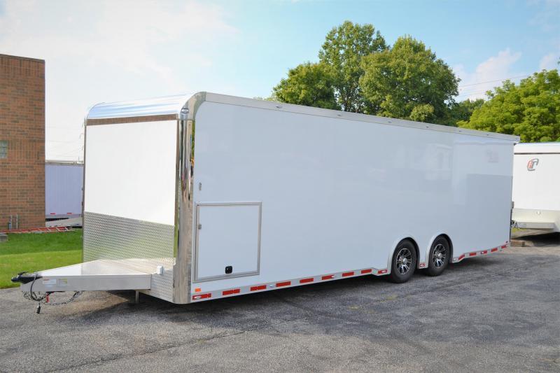 2018 inTech Trailers 28 Icon Custom Car / Racing Trailer