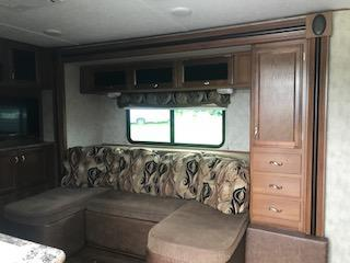 2016 Forest River Inc. 215 Trace Air Travel Trailer