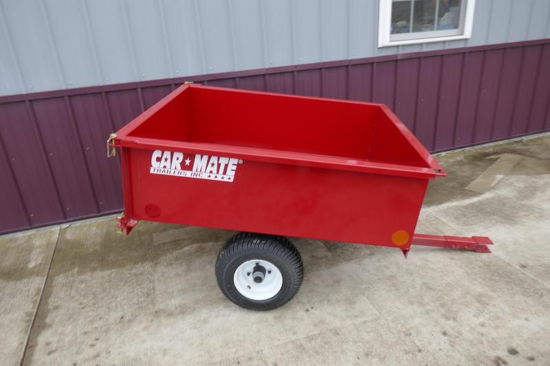 2020 Car Mate Trailers CM404LC Utility Trailer