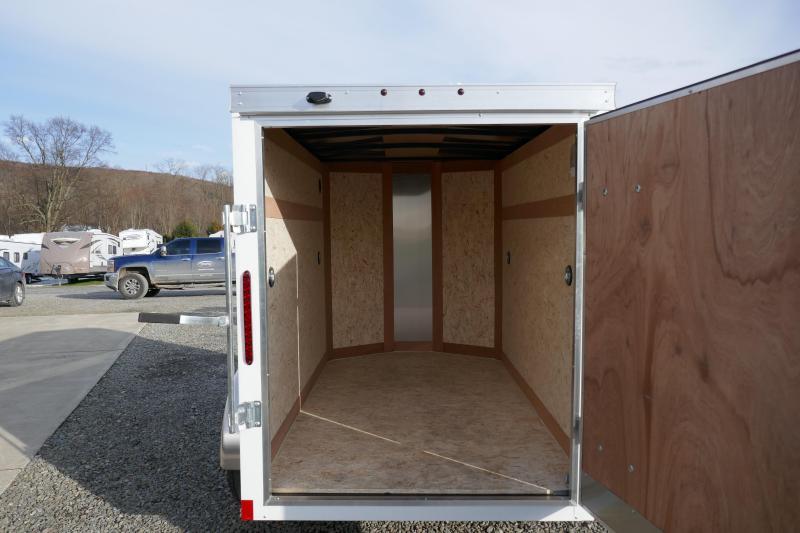 2020 Haulmark PP58S2 5X8 Single Rear Door Enclosed Cargo Trailer