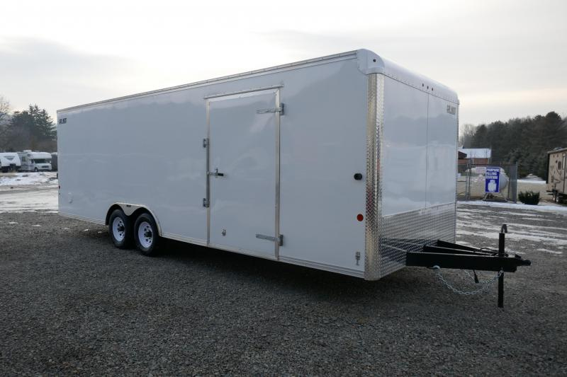 2020 Car Mate Trailers CM824C-CT Car / Racing Trailer