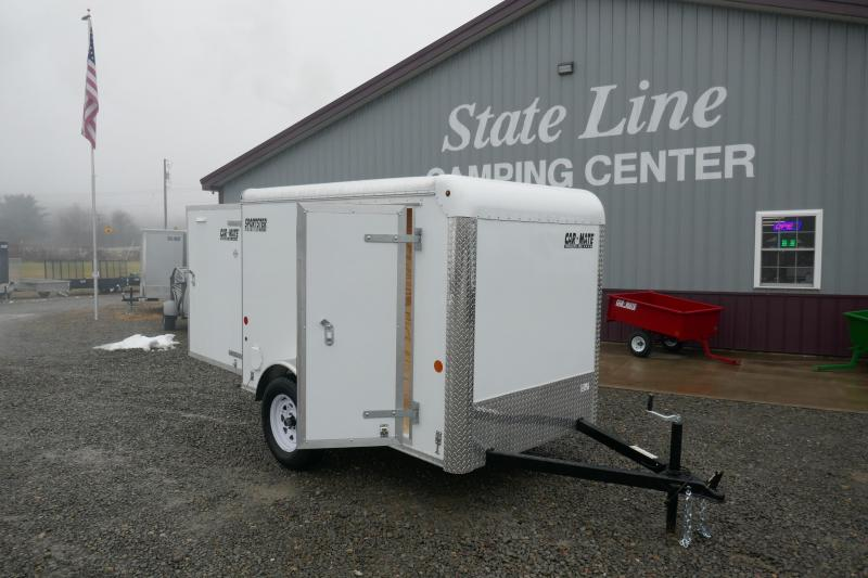 2020 Car Mate Trailers CM508EC Enclosed Cargo Trailer