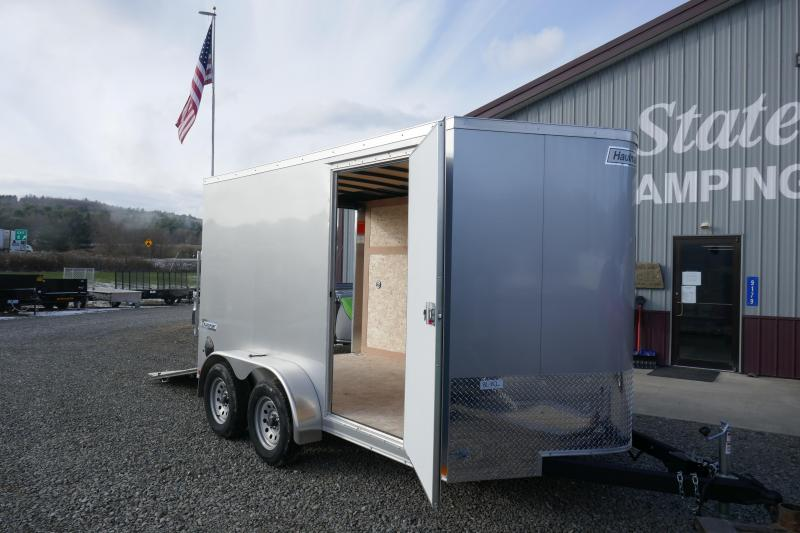 2020 Haulmark TSV712T2 Ramp Rear Door Enclosed Cargo Trailer