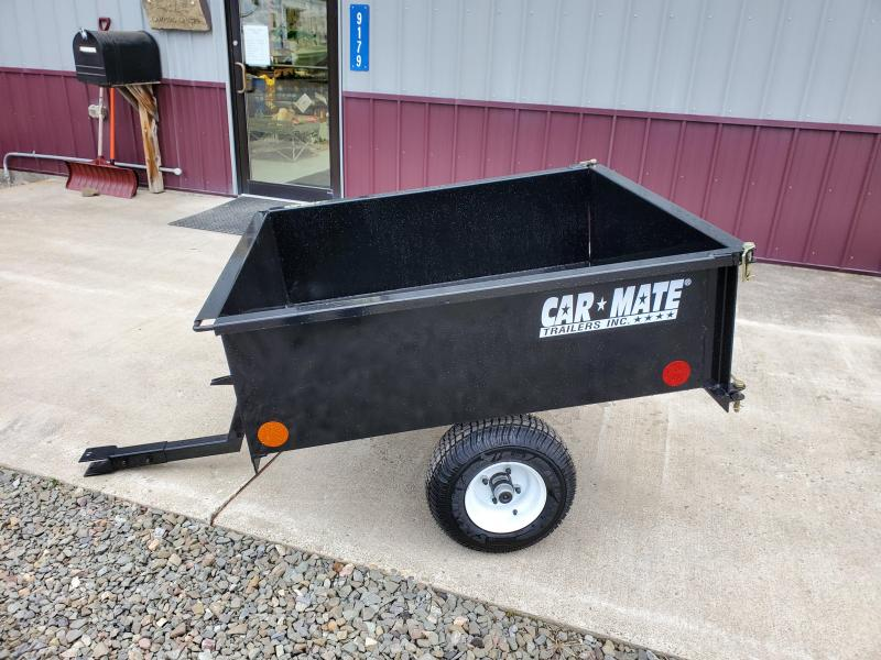 2020 Car Mate Trailers CM404LC ATV Trailer