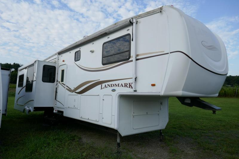 2005 Heartland Other Landmark Fifth Wheel Campers RV