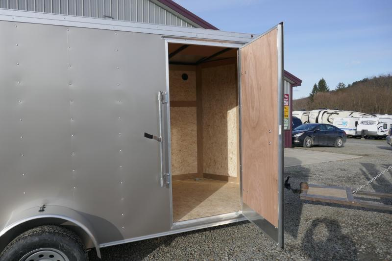 2020 Haulmark PP612S2-D Ramp Rear Door Enclosed Cargo Trailer