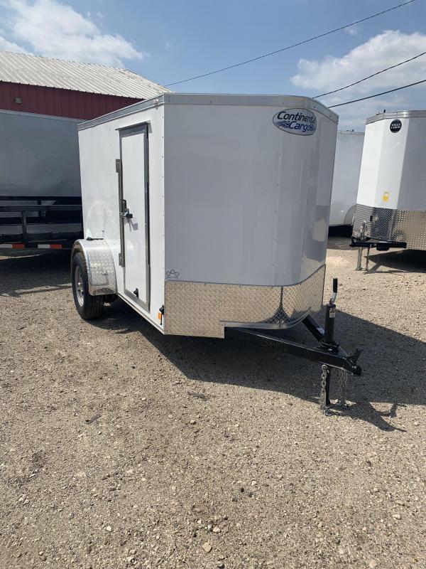 2020 Continental Cargo TXLVVH Utility Trailer