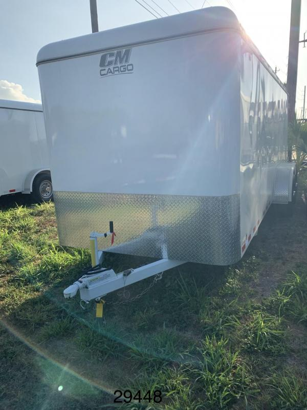 2018 CM 20' CARGO Enclosed Cargo Trailer