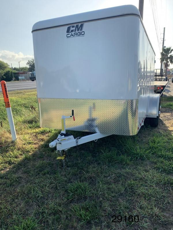 2019 CM 16' CARGO Enclosed Cargo Trailer