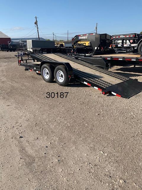 2020 PJ Trailers T6202 Equipment Trailer