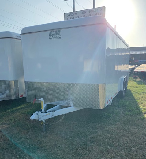 2018 CM 16' CARGO Enclosed Cargo Trailer