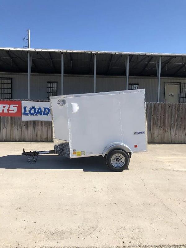 2020 Continental Cargo TXVHW46SA Enclosed Cargo Trailer