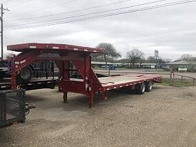 2019 Load Trail GPO225 Flatbed Trailer