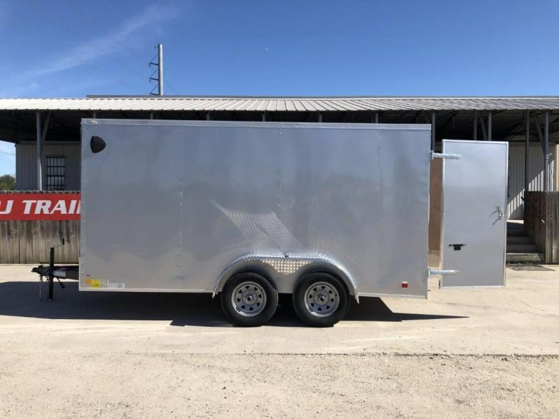 2020 Continental Cargo TXLEEH714TA2 Enclosed Cargo Trailer