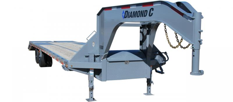 2020 Diamond C Trailers FMAX212 Flatbed Trailer