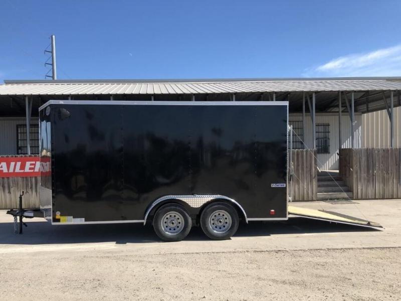 2020 Continental Cargo TXEHW714TA2 Enclosed Cargo Trailer