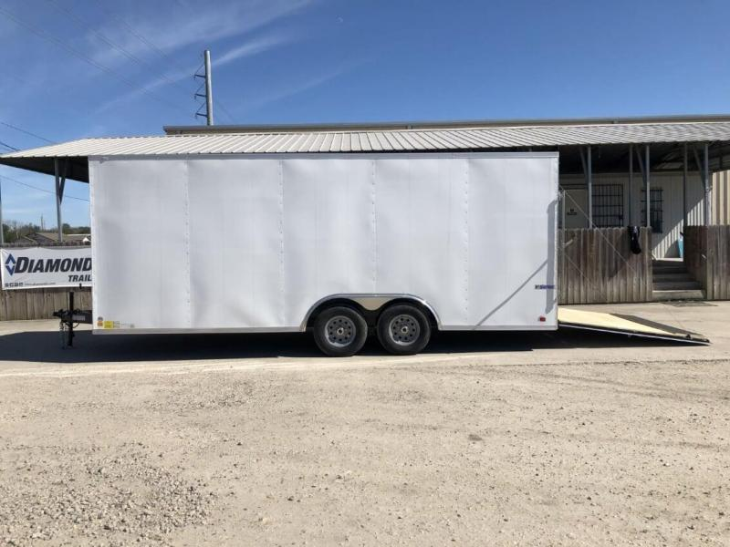 2020 Continental Cargo TXVHW8520TA3 Enclosed Cargo Trailer