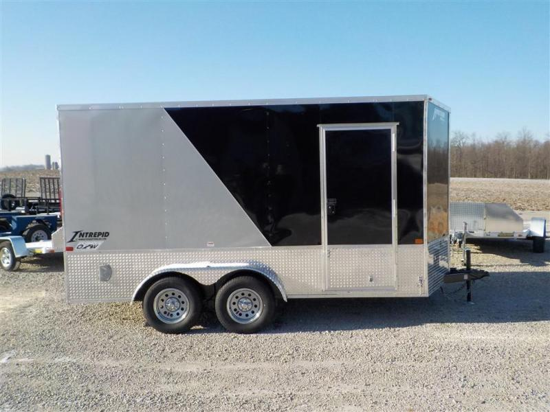 2020 Homesteader 714 IT INTREPID Enclosed Cargo Trailer