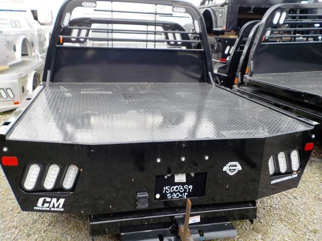 "NEW  CM SS Truck Bed 8'6"" x 84"" x 56"" - 58"" x 42"""