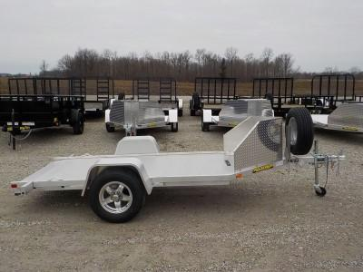 2020 Aluma MC10 Motorcycle Trailer ** USED **