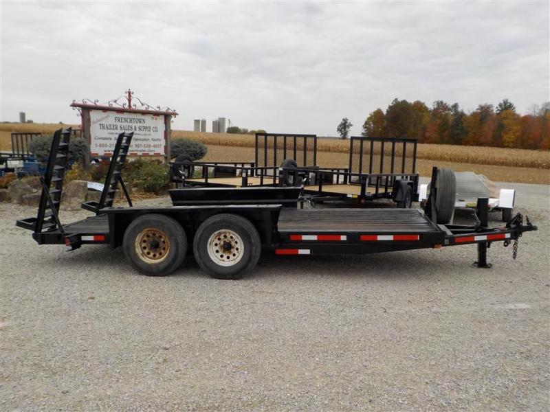 1997 Other FBBC Equipment Trailer