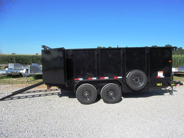 2019 Big Tex Trailers 14LX-16BK - P4 - 7 SIRPD Dump Trailer