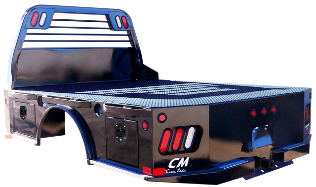 "CM SK 114/94""/84""/34"" Truck Bed / Equipment"