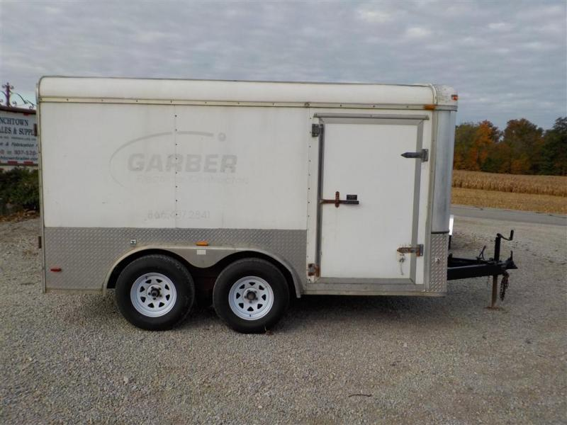 2003 Cargo Express CE712 CH2 Enclosed Cargo Trailer *USED*