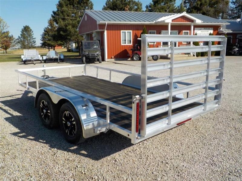 2020 Interstate ANT 714TA2 Utility Trailer