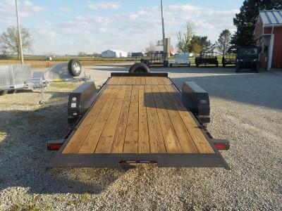 2020 Big Tex Trailers 14TL-22 HEAVY DUTY TILT Equipment Trailer