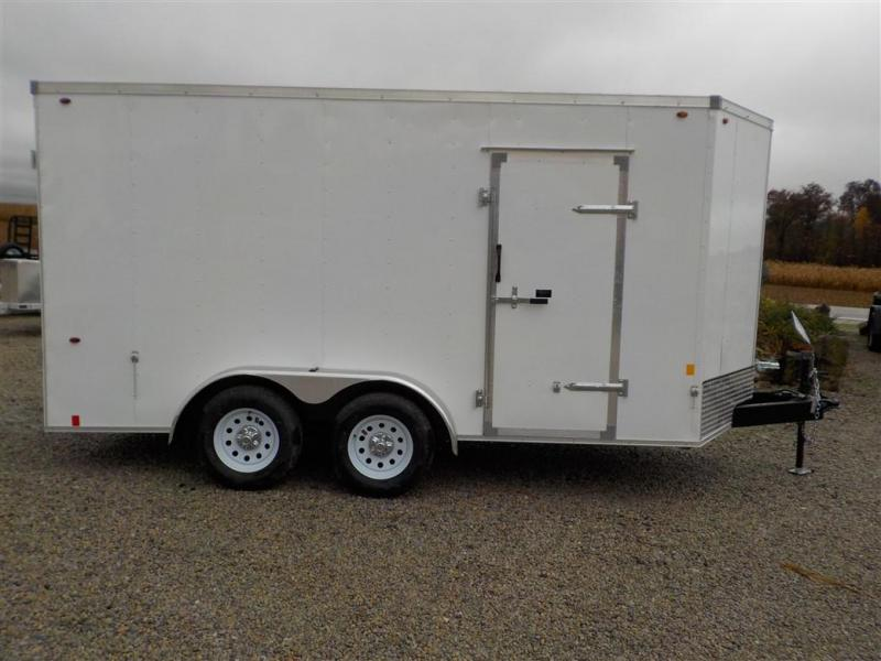 2020 Interstate SFC 714 TA2 Enclosed Cargo Trailer