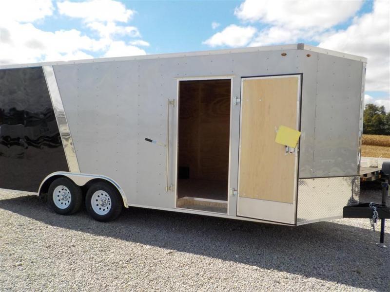 2020 Interstate IFC 820 TA2 XLT Enclosed Cargo Trailer