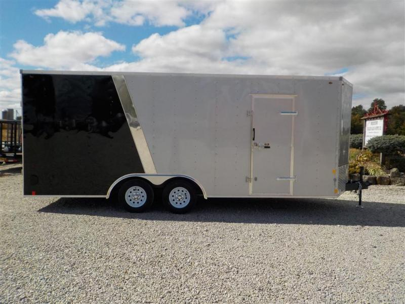 2020 Interstate IFC 820 TA2 XLT Enclosed Cargo Trailer