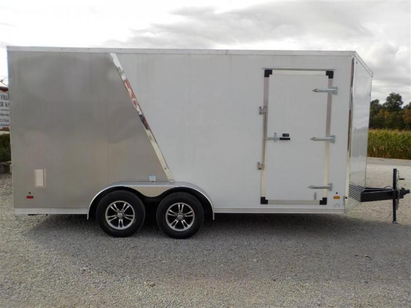 2020 US Cargo ULAFTX 716TA2 Enclosed Cargo Trailer