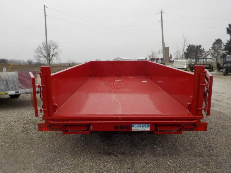 2020 Trailerman Trailers Inc. HDT 7016N14 Dump Trailer