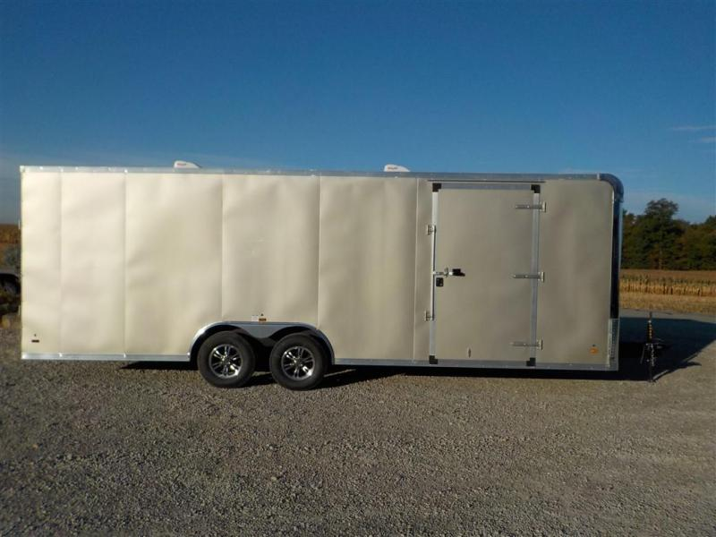 2020 US Cargo PC 8524 TA3 Enclosed Cargo Trailer