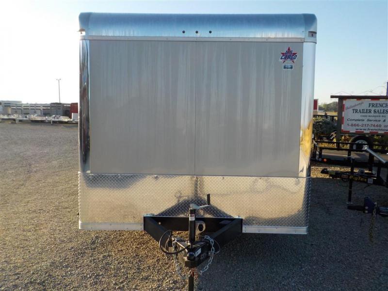 2020 US Cargo PC 8524 TA3 Enclosed Cargo Trailer