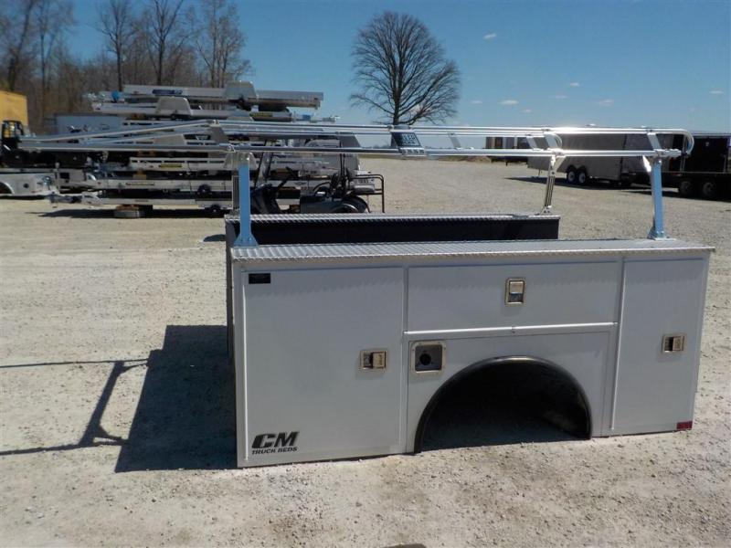 2020 CM Truck Beds CMG SERVICE BODY Truck Bed **USED**