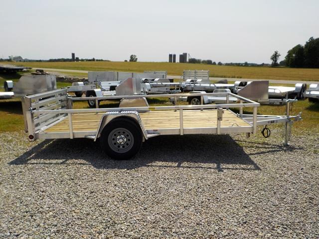 2020 Quality Steel and Aluminum 8012 ALDX3.5KSA Utility Trailer