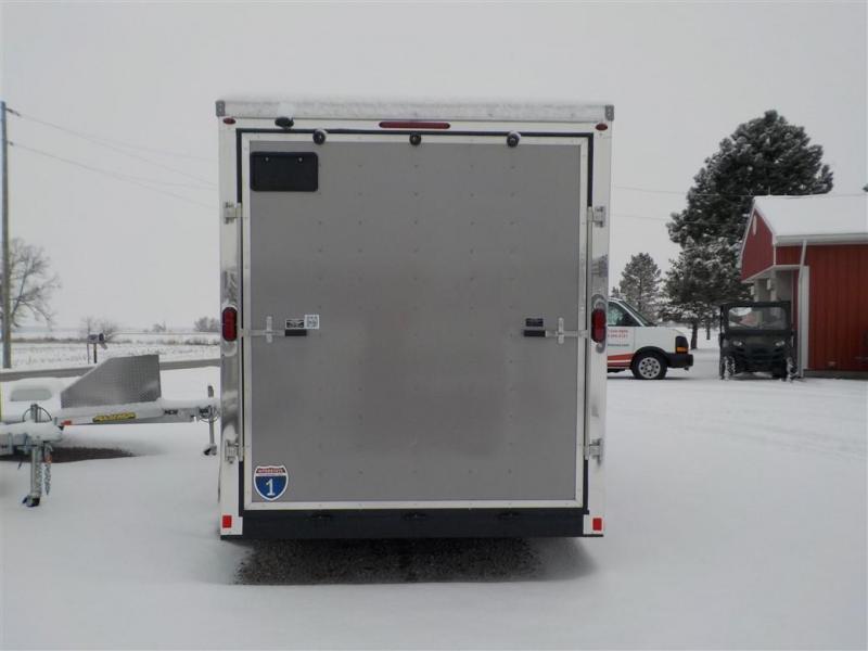 2020 Interstate IFC 714 TA2 Enclosed Cargo Trailer
