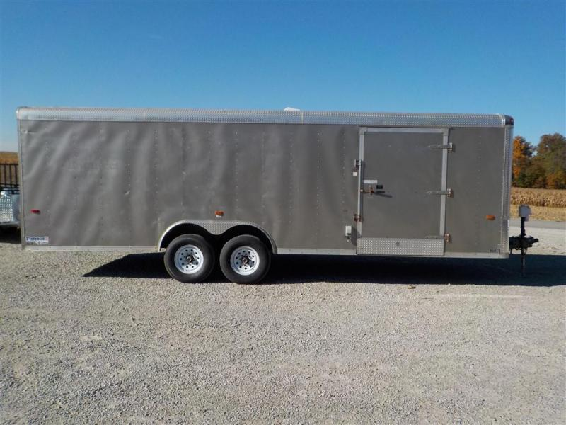 2014 US Cargo PACX8524 TA5 Enclosed Cargo Trailer