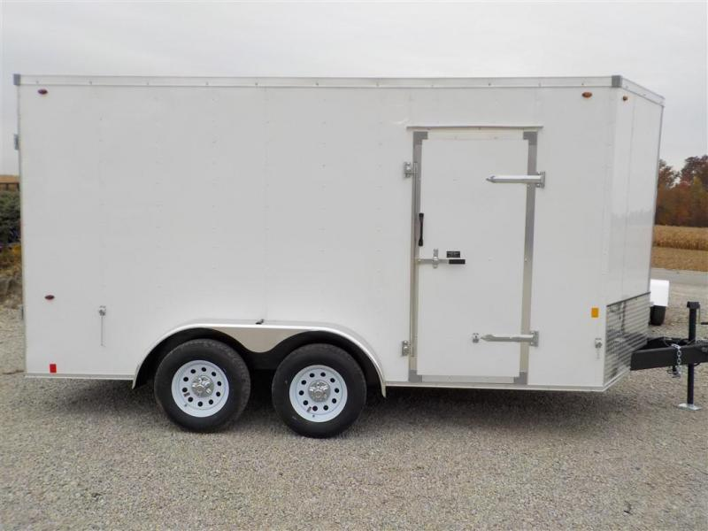 2020 Interstate IFC 714 TA2 Enclosed Cargo Trailer