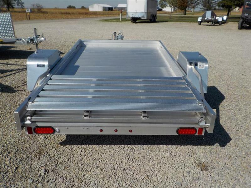 2020 Aluma 6310 H-BT Utility Trailer