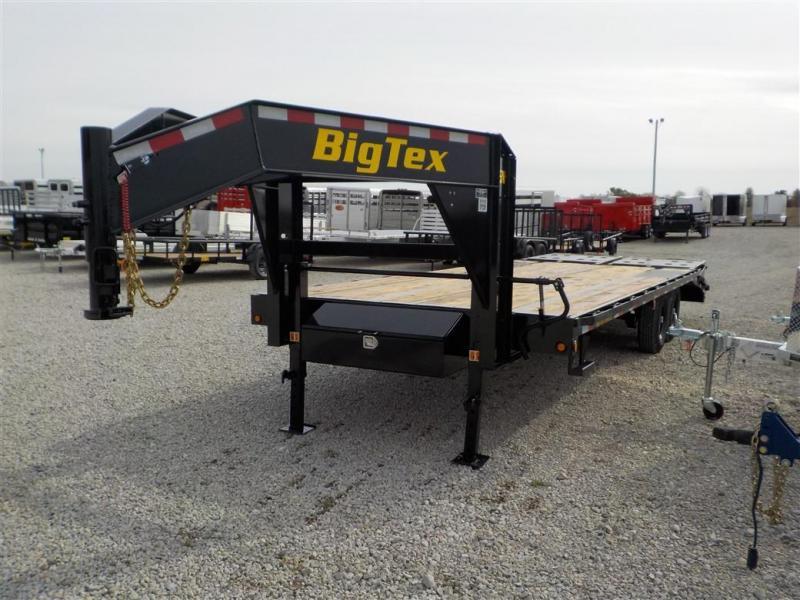 2020 Big Tex Trailers 14GN-20 5 Equipment Trailer