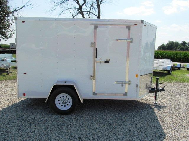2019 Interstate SFC 610 SAFS Enclosed Cargo Trailer
