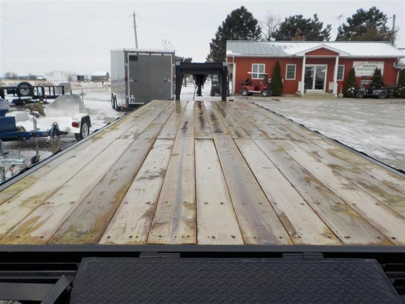 2005 May Trailers 27 + 5 Equipment Trailer **USED**