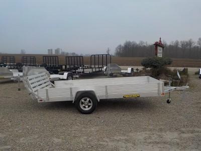 2020 Aluma 8113 S-BT-SS Utility Trailer