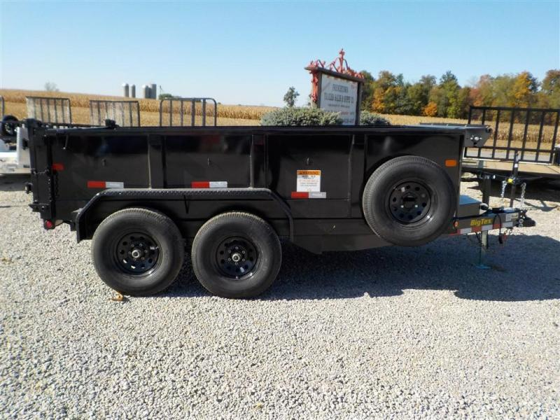 2020 Big Tex Trailers 10LX-12 Dump Trailer